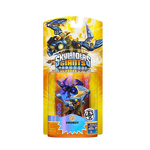Skylanders Giants - Single Character - Light Core - Drobot