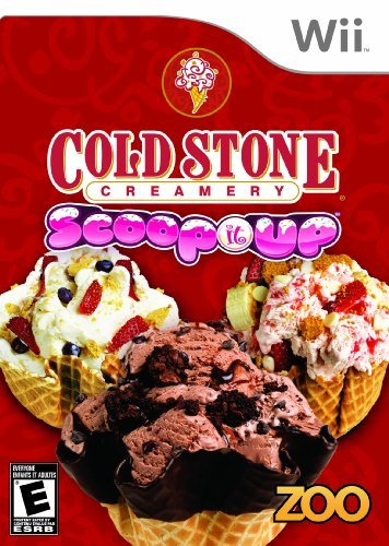 Cold Stone Creamery: Scoop It Up by Zoo Games