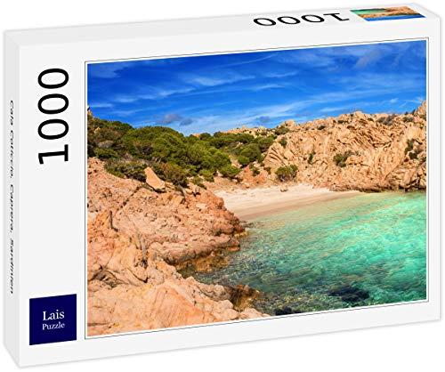 Lais Puzzle Cala Coticcio, Caprera, Sardegna 1000 Pezzi