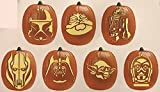 Star Wars Pumpkin Carving Kit with Tool Set and Patterns by Gemmy