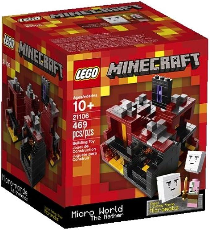 LEGO Minecraft 21106 The Nether