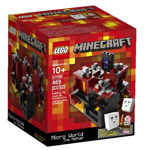 LEGO Microworld The Nether 21106