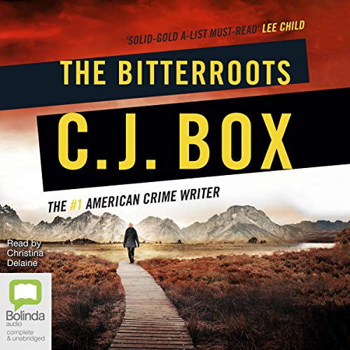 The Bitterroots cover art