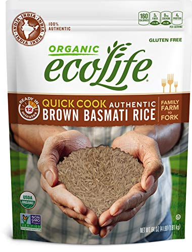 basmatic brown rice - 8