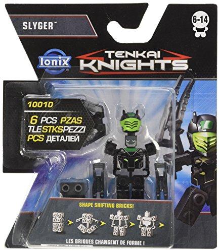 Tenkai Knights Ionix Mini Figurine aléatoire de Plusieurs façons