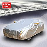 Tecoom Heavy Duty Multiple Layers Car Cover All Weather Waterproof...