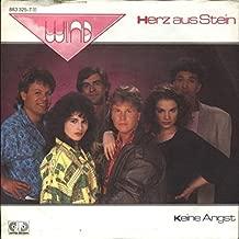Herz aus Stein (1985) / Vinyl single [Vinyl-Single 7'']
