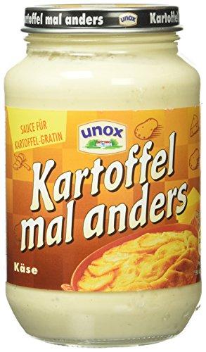 Unox Kartoffeln mal anders Käse, 10er Pack (10 x 400 ml)