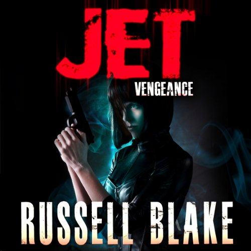 JET III audiobook cover art