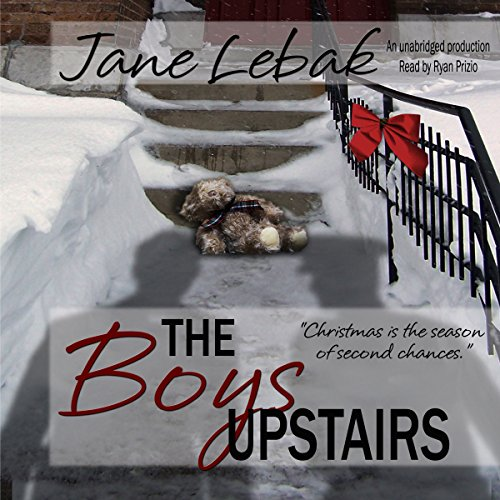 The Boys Upstairs audiobook cover art