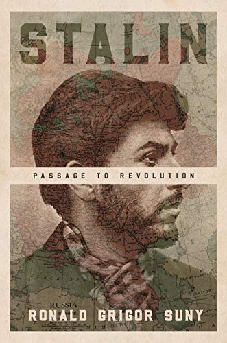 Image of Stalin: Passage to Revolution