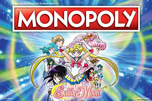 Monopoly: Sailor Moon - 5