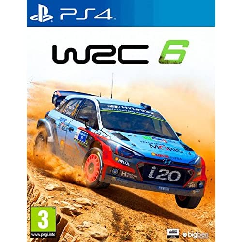 World Rally Championship (WRC 6)