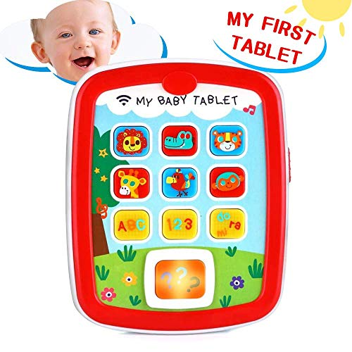 Our #5 Pick is the Vatos Toddler Learning Tablet