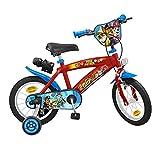 GUIZMAX Compatible avec Vélo La Pat Patrouille 14 Pouces Enfant Garcon New