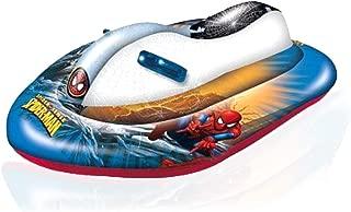 Spiderman Marvel Inflatable Jet Ski, Pool Jet Ski,Official Licensed 120cm X 74cm