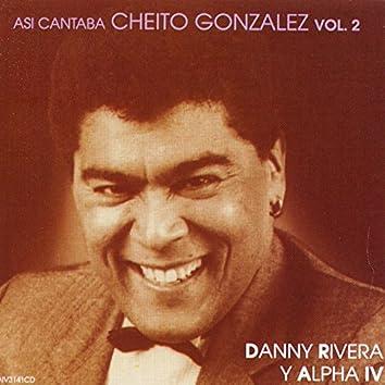 Así Cantaba Cheito González, Vol. 2