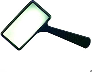 NEW LARGE 4x RECTANGLE MAGNIFYING GLASS 4