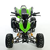 Kinder Quad ATV 125 ccm schwarz - 2
