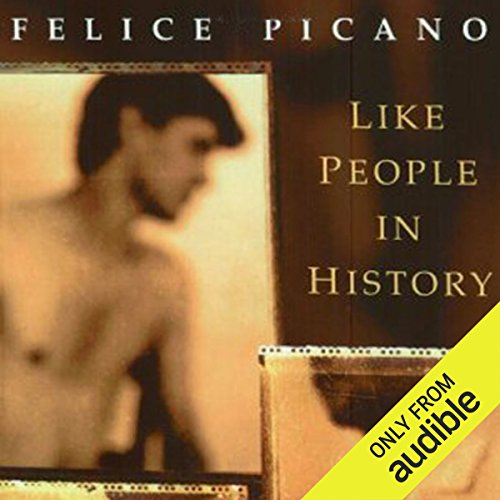 Like People in History audiobook cover art