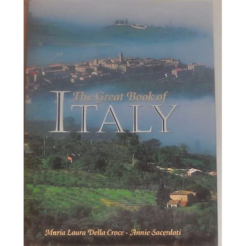 Italy Hardcover Coffee Table Book Amazon Com