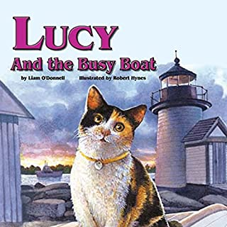 Lucy and the Busy Boat audiobook cover art