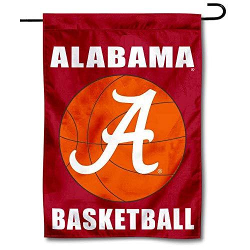 College Flags & Banners Co. Alabama Crimson Tide Basketball Garden Flag