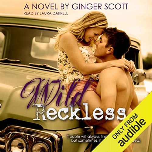 Wild Reckless Audiobook By Ginger Scott cover art
