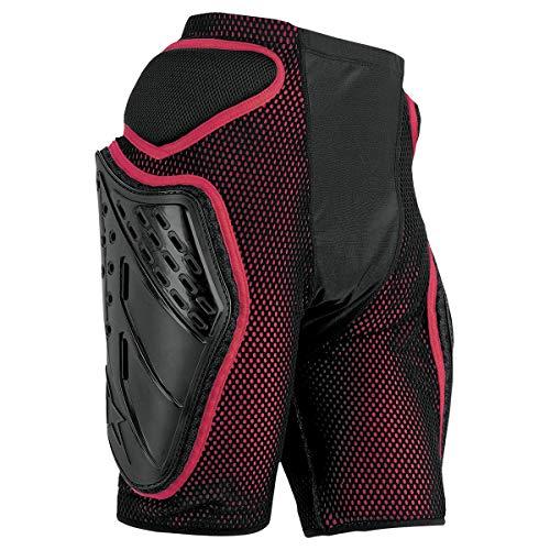 Alpinestars Bionic Freeride Shorts Schwarz/Rot XL