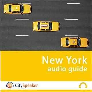 Couverture de New York (Audio Guide CitySpeaker)