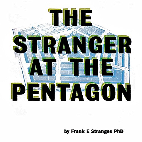 Stranger at the Pentagon audiobook cover art