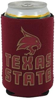 Kolder NCAA Texas State University Kaddy, One Size, Multicolor