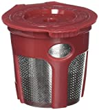 SOLOFILL K3 CHROME CUP Chrome Refillable Filter Cup for Keurig Brewing  System, Single