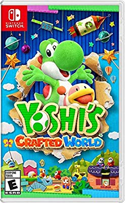 Yoshi's Crafted World - Nintendo Switch by Nintendo