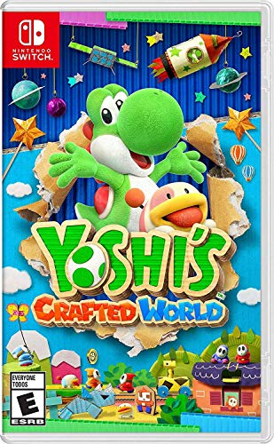Yoshi's Crafted World - Nintendo Switch