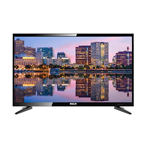 Televisor de 19 Pulgadas RCA – RT1971-AC / Pantalla LED HD 720p 60 Hz (Renewed)