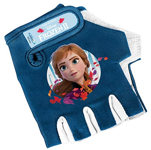 Stamp SAS- Gloves Frozen II Anna, Elsa, Color Blue, (RN244061)