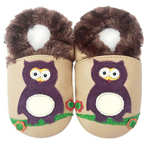 Toddler Baby Boy Girl Ball First Walkers Shoes Soft Sole Crib Shoe Newborn Anti-Slip Mocassin Shoes 0-18M