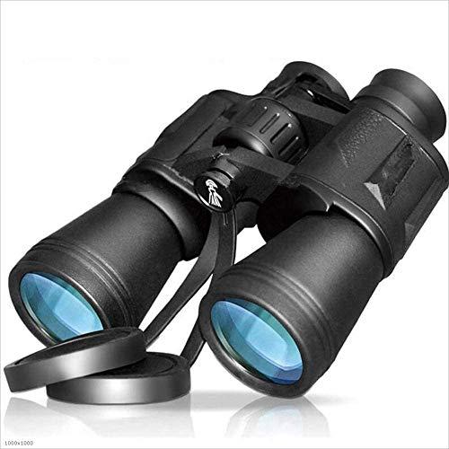 Pkfinrd verrekijker met hoog vermogen 20x50 verrekijker, compact vouwen, vogelspottentelescoop, verrekijker, ultrahelder, waterdicht, geschikt voor buiten jagen, geschikt voor volwassenen en kinderen telescoop