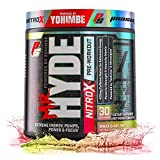 ProSupps® Mr. Hyde® NitroX Pre-Workout Powder Energy Drink - Intense Sustained Energy, Pumps & Focus with Beta Alanine, Creatine & Nitrosigine, (30 Servings, What-O-Melon)