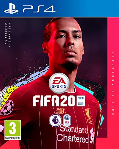 FIFA 20 Champions Edition (PS4) (New)