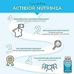Ferments Lactiques | Formule unique | Fabriqué en France | Améliore le Microbiote et la Digestion | 7 souches ciblées | Immunité | 60 gélules végétales gastro-résistantes | Nutrimea #1