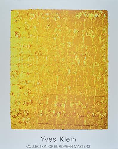 Germanposters Yves Klein Poster Kunstdruck Bild MG 8 90 x 70 cm