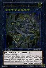 Yu-Gi-Oh! - Divine Dragon Knight Felgrand (SHSP-EN056) - Shadow Specters - 1st Edition - Ultimate Rare