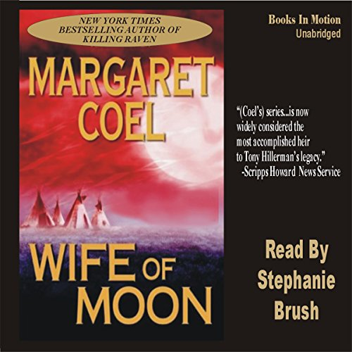 Wife of Moon audiobook cover art