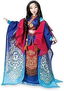 mulan limited edition doll