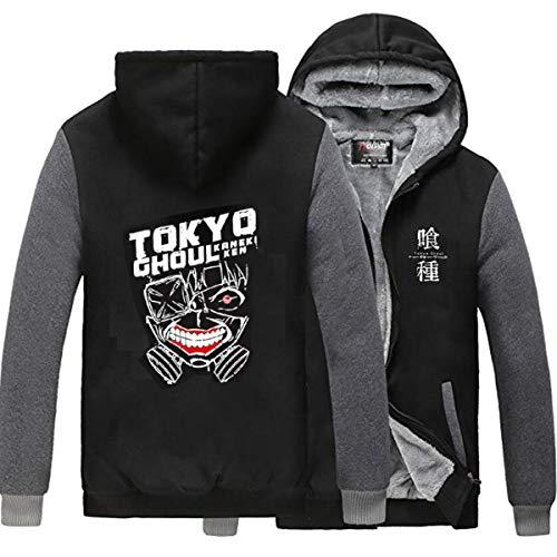 ALLSELLOFF? Tokyo Ghoul Kaneki Ken Hoodie Jacket Coat Sweater Costume...