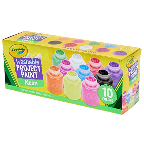 Crayola Washable Kids Paint Set