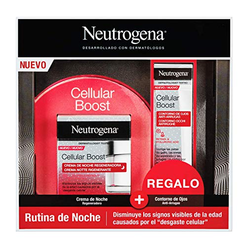 Neutrogena Cellular Boost Antiedad Pack
