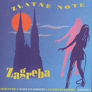 Zbor Zlatne Note, Zagreb